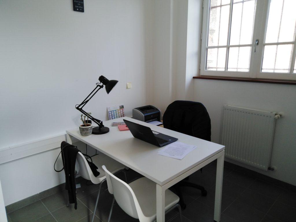 Bureau individuel Estran St Briac