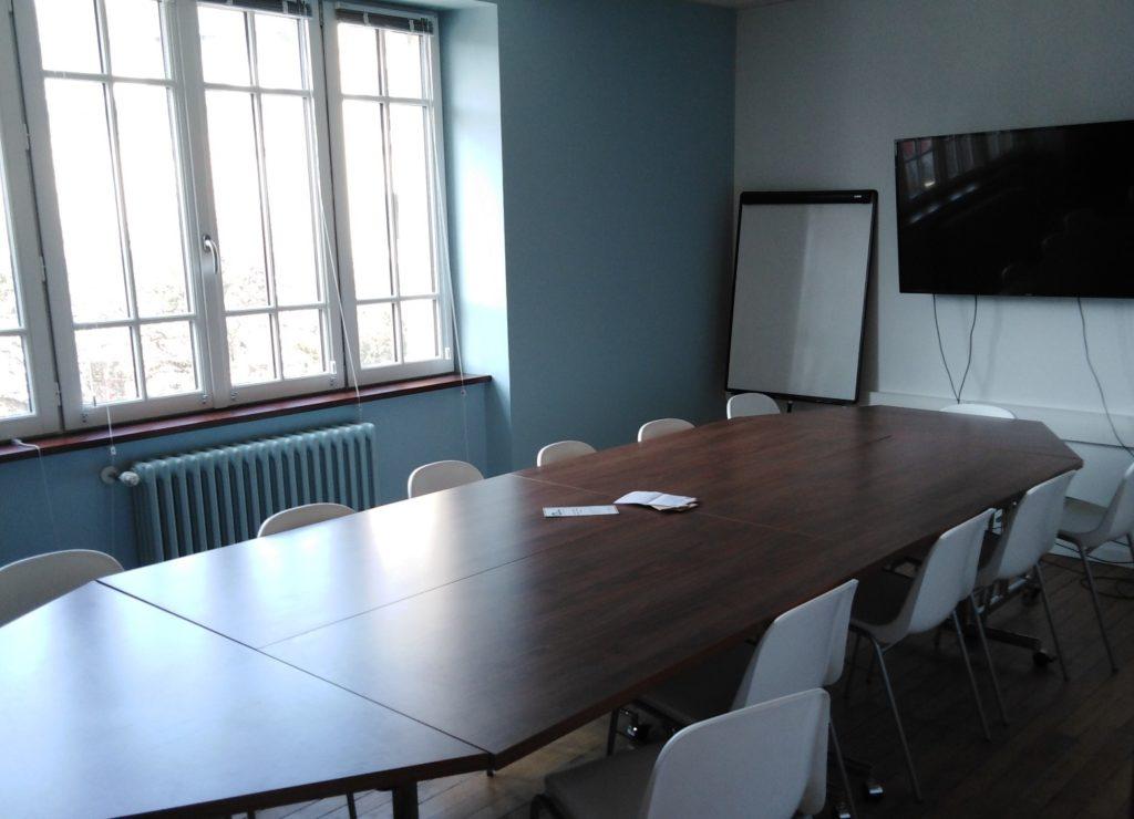 La Salinette - Salle de réunion l'Estran Saint-Briac