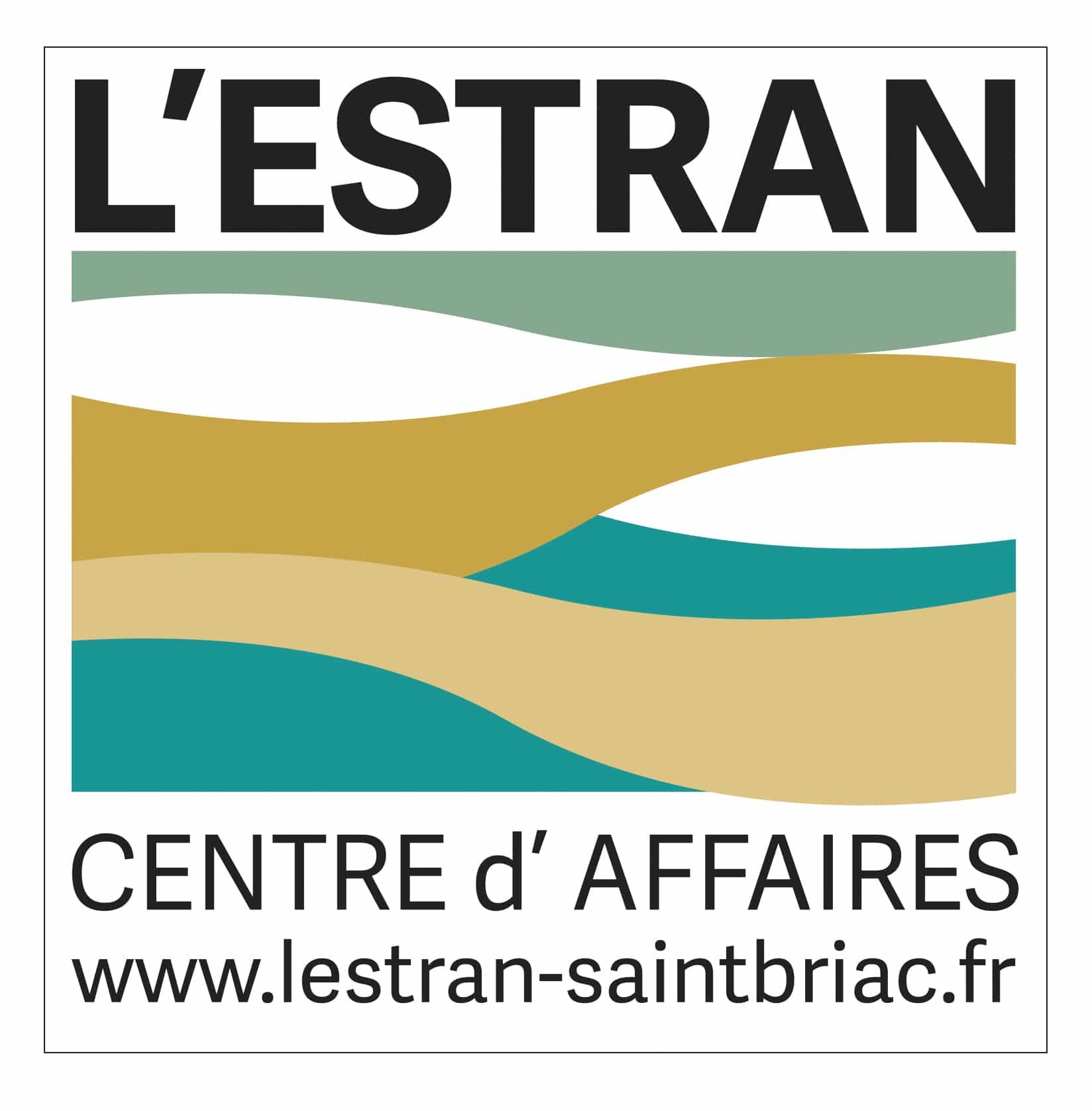 Logo L'Estran Saint Briac